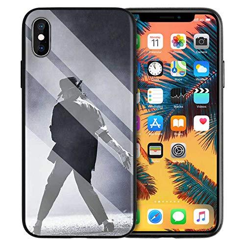 laxikoo Custodia iPhone X Silicone Cover iPhone XS/iPhone X
