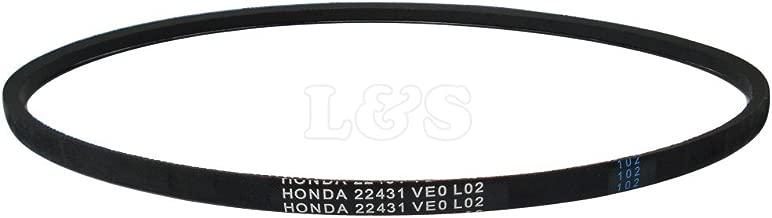 HF2218K1H P//N 35061426//0 FITS MANY MORE Honda Drive Belt Fits HF2213K2H