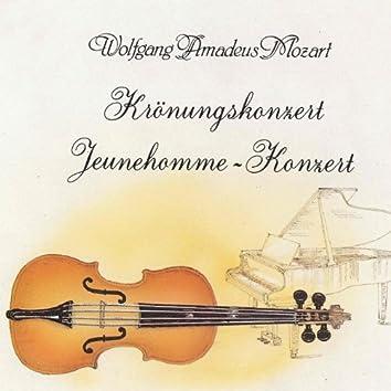 Wolfgang Amadeus Mozart: Krönungskonzert & Jeunehomme-Konzert