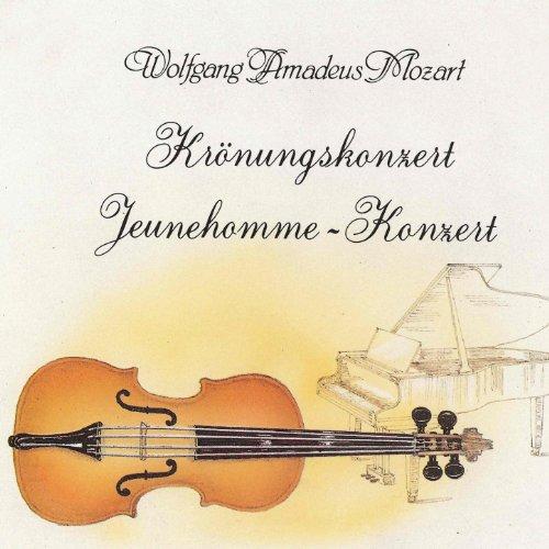 Krönungskonzert, Konzert für Klavier und Orchester, Nr. 26, D-Dur, KV 537: II. Larghetto