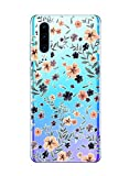 Oihxse Clair Case pour Huawei Honor V10 Lite/8X Coque Ultra Mince Transparent Souple TPU Gel...