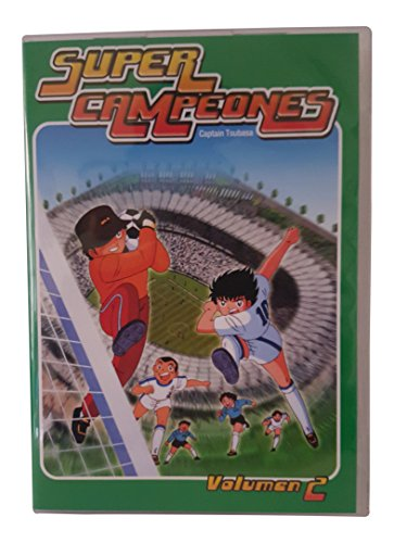Super Campeones Vol. 2 Español Latino