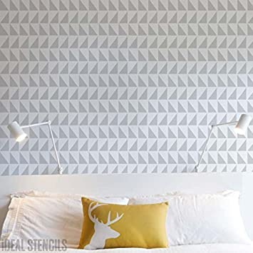 77 Farbenfrohe Wandmuster Fur Die Kreative Wandgestaltung 10