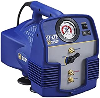 YELLOW JACKET 95730 Yj-LTE Refrigerant Recovery System