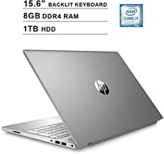 hp pavilion intel core i7 laptop