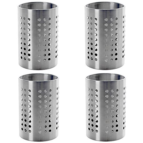 Ikea Cutlery Storage Caddy Ordning Stainless Steel (4, 7')