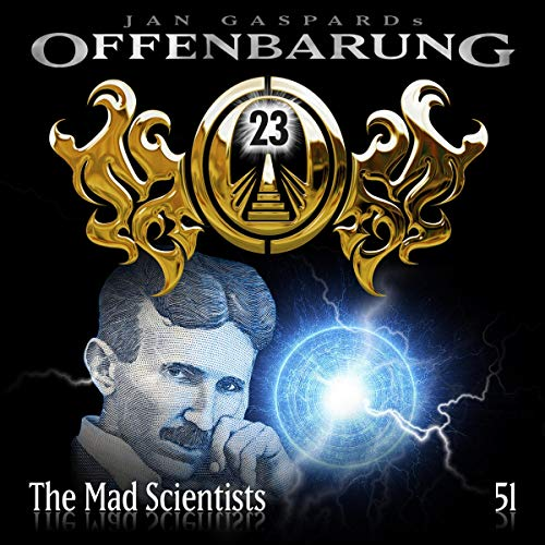 The Mad Scientists cover art