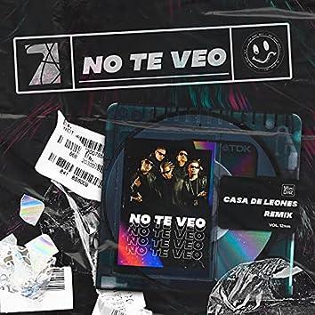 No Te Veo (Tropical Remix)