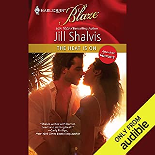 The Heat Is On                    By:                                                                                                                                 Jill Shalvis                               Narrated by:                                                                                                                                 Gayle Hendrix                      Length: Not Yet Known     59 ratings     Overall 3.9