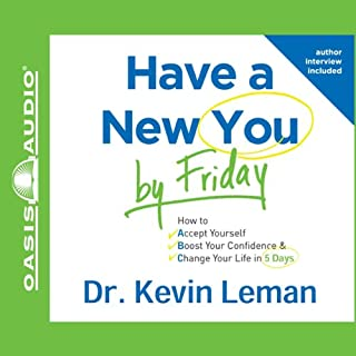 Have a New You by Friday audiobook cover art