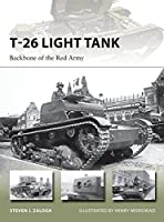 T-26 Light Tank: Backbone of the Red Army (New Vanguard)