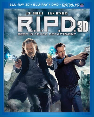 R.I.P.D. (Blu-ray 3D + Blu-ray + DVD + Digital HD UltraViolet) by Universal Studios
