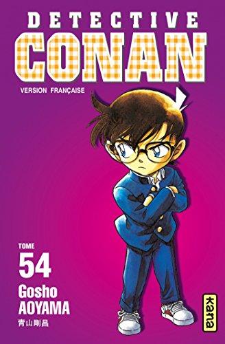 Détective Conan - Tome 54