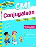 Cahier du jour/Cahier du soir Conjugaison CM1