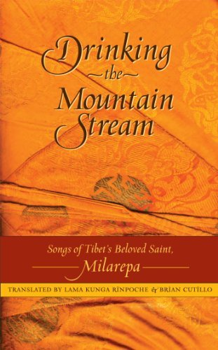 Drinking the Mountain Stream by Mi-la-ras-pa (1998-01-24)
