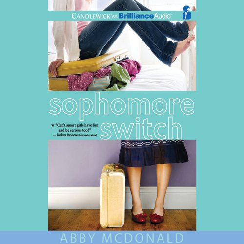 Sophomore Switch audiobook cover art