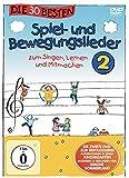 Die 30 besten Spiel- und Bewegungslieder 2 - Die DVD - zum Angucken, Lernen und Mitmachen