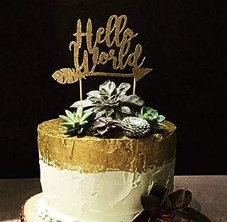 Best tribal baby shower cake topper Reviews