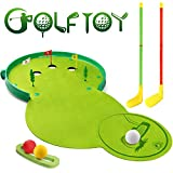 Betheaces Kids Toys Golf Set Xmas and Birthday Gifts for Toddlers Boys Girls, Educational Preschool Golfer...