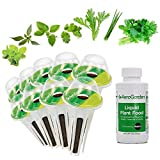 Asian Herbs Seed Pod Kit for Aerogarden (9-pod)