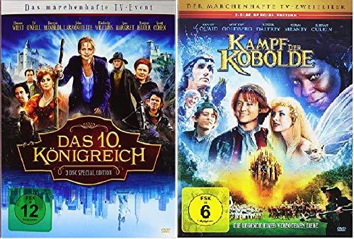 Das 10te Königreich Kapitel 1-5 + Kampf der Kobolde [DVD Set]