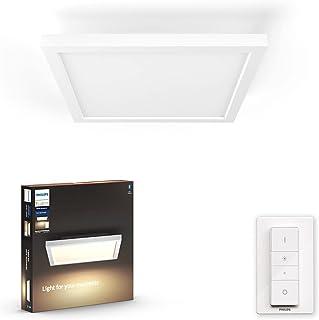 Philips Hue White Amb. Aurelle lampa panelowa 4,6x60x60cm biała 4200lm