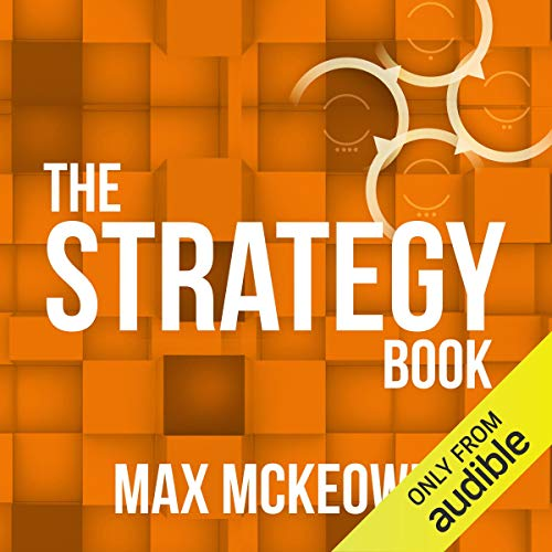 The Strategy Book audiobook cover art