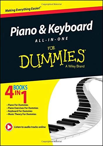 Piano and Keyboard All-in-One For Dummies (For Dummies Series)