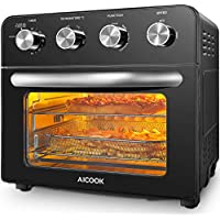 Cooka 24 Quart 1700W 10-in-1 Toaster Oven with Food Dehydrator