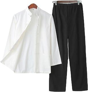 بدلة الفنون القتالية من ZooBoo - بدلة تانغ الصينية التقليدية زي الكونغ فو
