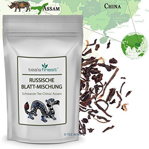 Russische Blattmischung - Schwarzer Tee (1000 Gramm)