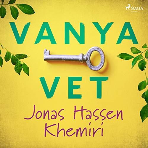 Vanya vet  By  cover art