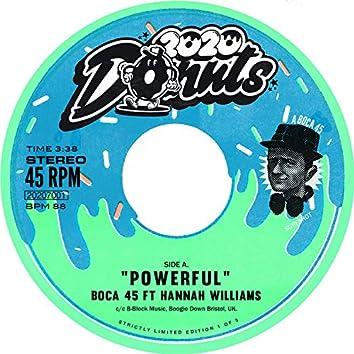 Powerful ft. Hannah Williams