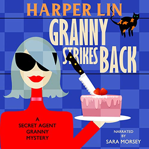Granny Strikes Back audiobook cover art