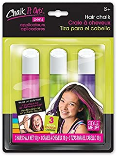 Style Me Up Chalk Out, Multi-Colour, SMU-1614, 3 Pieces