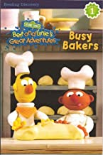 Busy Bakers - Bert and Ernie's Great Adventures Chapter bk 1