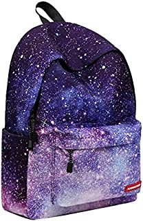 Star Universe Printing Women Backpack Children School Bags For Teenager Girls Backpacks Laptop Backpack