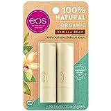 eos USDA Organic Lip Balm - Vanilla Bean...