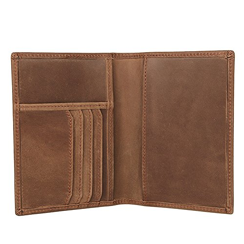 llg rfid blocking leather travel