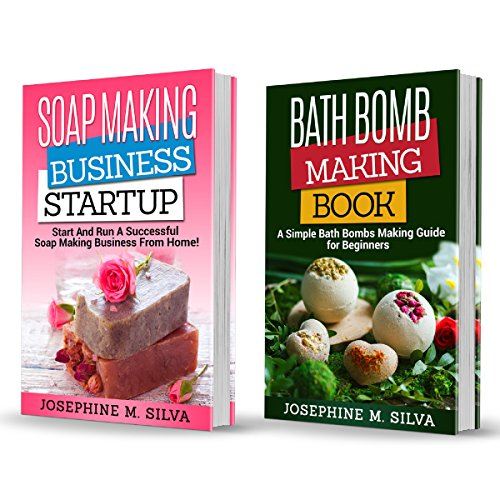 Soap Making Recipes: 2 Manuscripts audiobook cover art