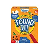 """SMARTEST INDOOR SCAVENGER HUNT - The aim of the game is to Search & Find the object on the question card. Shout """"FOUND IT!"""" as soon as you get your hands on the object! Be the first one to win 7 cards INDOOR FUN FOR THE WHOLE FAMILY - Get your family..."""