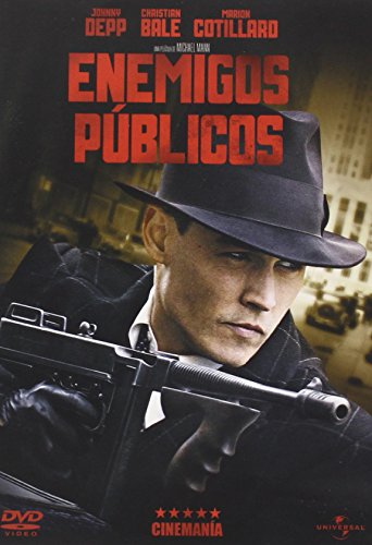 Enemigos publicos [DVD]