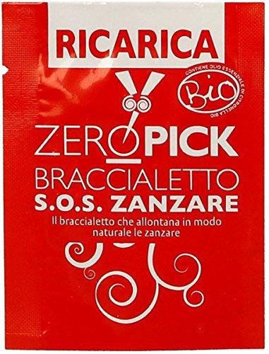 Zeropick Kit Recargas Pulsera Antimosquitos - 3 Unidades