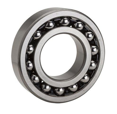 NTN 1318K - Self-Aligning Ball Bearing - Taper 1: 12, 90 mm ID, 190 mm OD, 43 mm Width, Open, CN