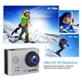 Zoom IMG-1 wimius action cam 4k 20mp