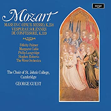 Mozart: Missa brevis; Vesperae Solennes