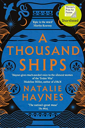 A Thousand Ships: Shortlisted for the Women's Prize for Fiction 2020 (English Edition)