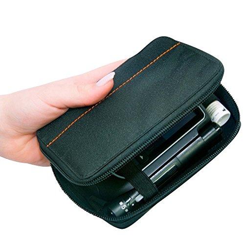 diabag ONE mini Nylon Diabetiker Etui (10,5 x 15 x 3 cm)