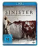 Bluray Horror Charts Platz 7: Sinister [Blu-ray]