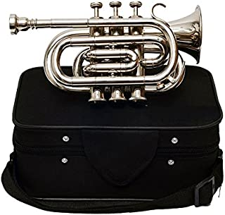 queen brass pocket trumpet